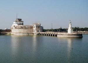 Jamnagar-lakhota-lake